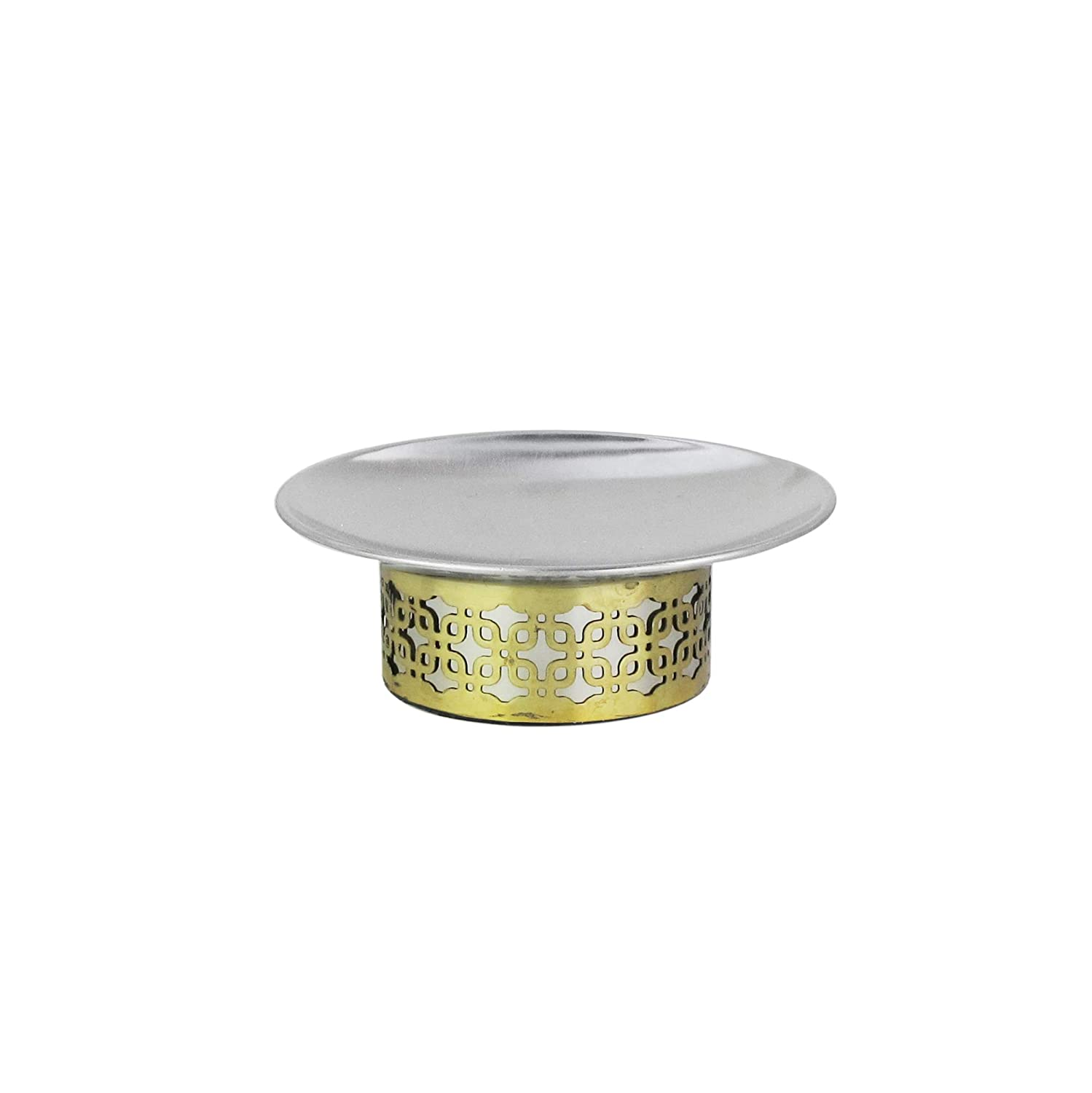 American Atelier Honeycomb Soap Dish Gold