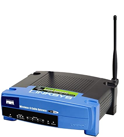 LINKSYS WIRELESS-G CABLE GATEWAY WCG200 DRIVER UPDATE
