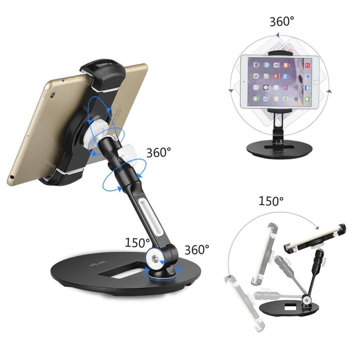 Soporte Para Tableta Soporte Para Teléfono Celular Ajustable Soporte Para ángulo Múltiple Soporte Para Soporte De Escritorio Para Tabletas Y Tabletas ...