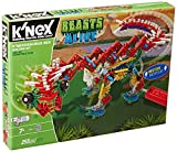 Bring the Jurassic Era to life in your home! The K'NEX Beasts Alive Building Set offers you and your children a chance to experience the amazing world of dinosaurs by creating your own.  Build a K'NEXosaurus Rex with the 255 vibrant parts and...
