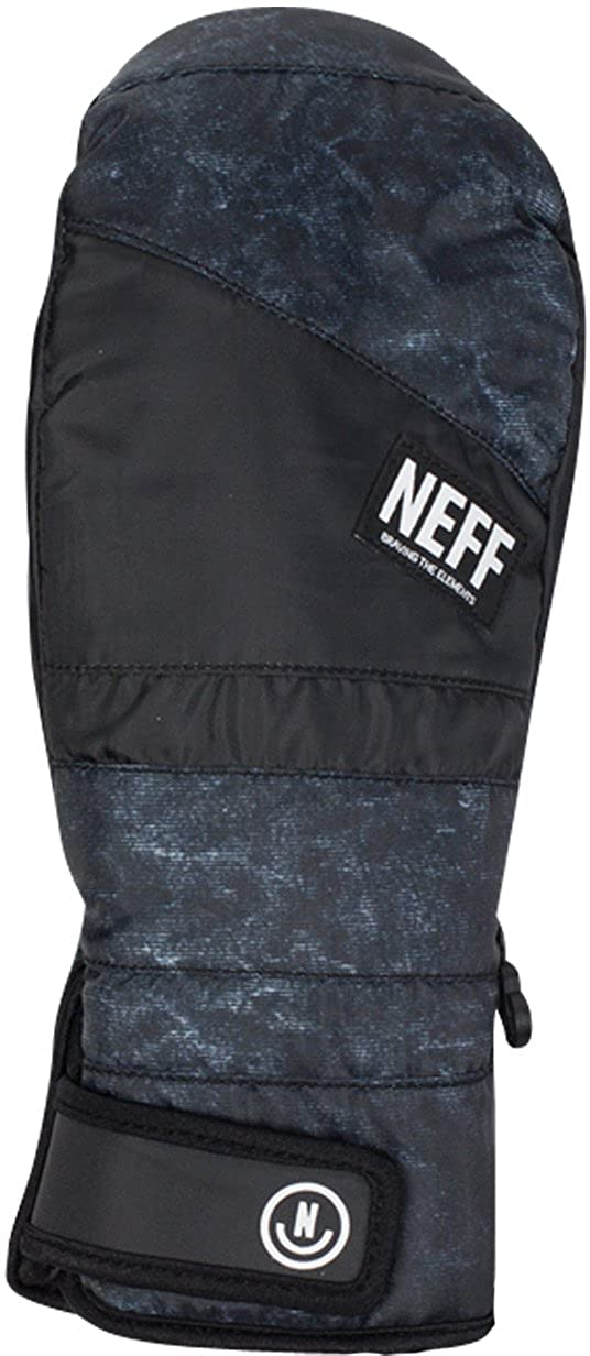 neff Men's Neff Men's Digger Mittens - Waterproof Snowboard Gloves Neff Young Men' s 17F72004