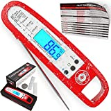 Instant Read Thermometer With Backlight For Meat & Cooking. Sold...