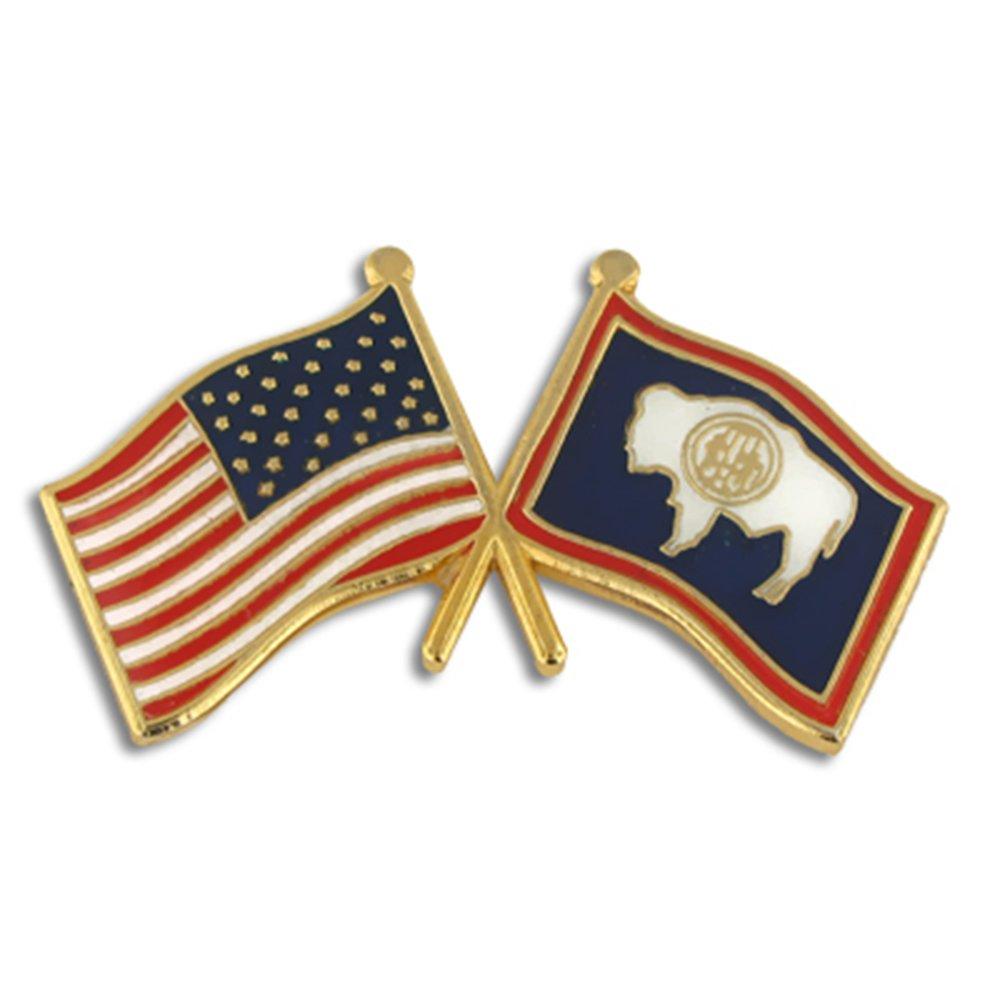 NCAA Wyoming Cowboys Logo Pin