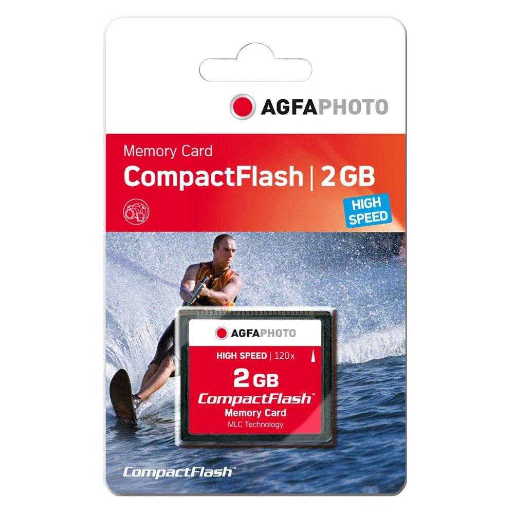 AgfaPhoto 10431 Carte mé moire CompactFlash (CF) Carte mémoire