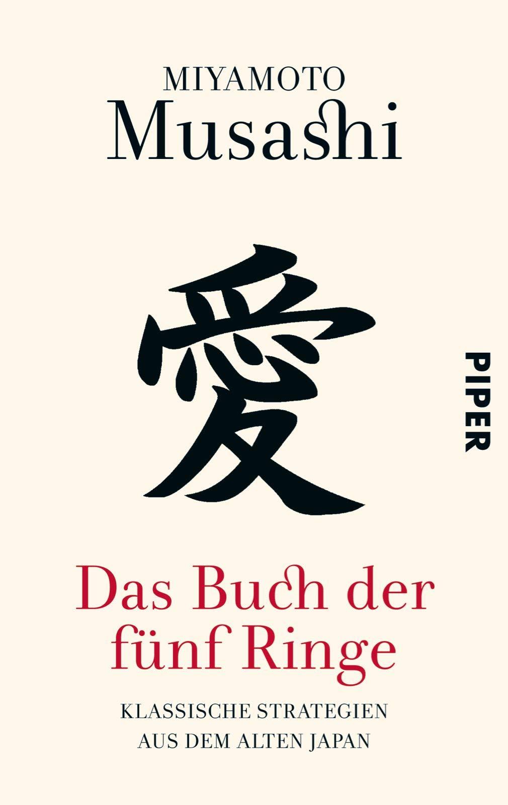 Das Buch Der Fünf Ringe  Klassische Strategien Aus Dem Alten Japan