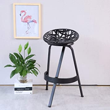 Awesome Amazon Com Yun 360 Degree In Situ Rotating Wrought Iron Bar Caraccident5 Cool Chair Designs And Ideas Caraccident5Info