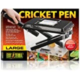 "Exo Terra Cricket Pen Size: Large (12"" x 8"" x 7.6"")"