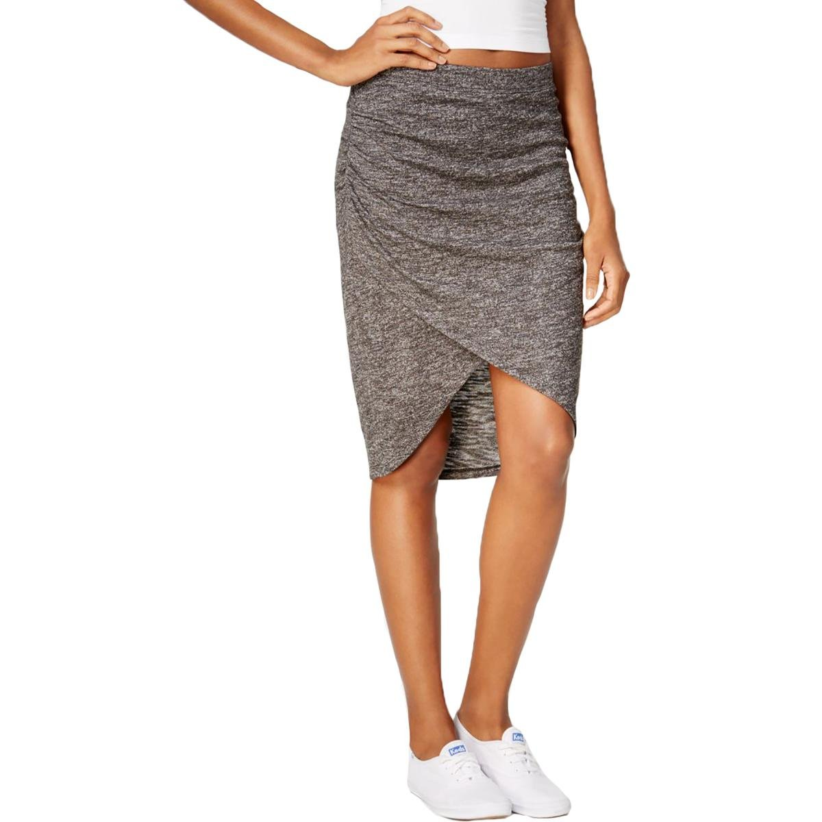 Soybu Women's Wren Skirt, Grey Heather, X-Large