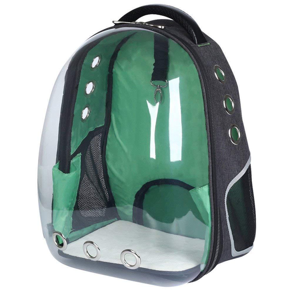 25e5731cac9b Dreamsoule Transparent Breathable Pet Carrier Bag,Portable Space ...