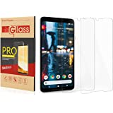 Google Pixel 2 XL 9H 0.33mm Explosion Proof Tempered Glass Screen Protector - 2 Pack