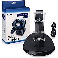 Carregador Duplo Para Controle de Playstation Ps4/Slim e Pro OIVO P4002