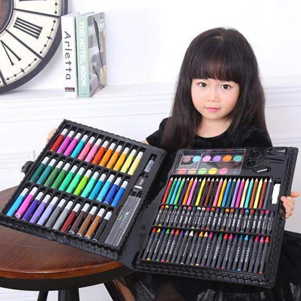 Campostoys Children Kids Colored Pencil Painting Marker Pen Paint Brush Drawing Tool