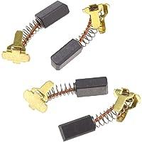 ENET 2 Paire Brosses Carbone de broyeur 999-054 pour Hitachi G18DL G18DMR G18DSL G14DL G14DMR G14DSL