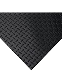 Diamond Plate Rubber Flooring ...