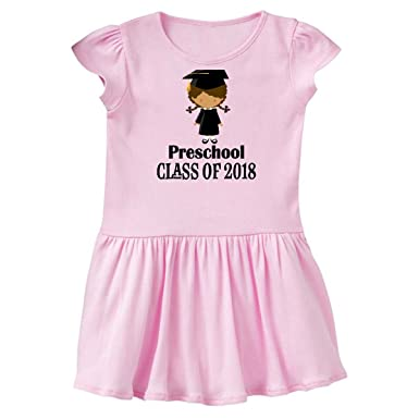 1a093c324da inktastic - Preschool Graduation 2018 Toddler Dress 2T Ballerina Pink 2fa95