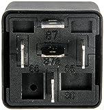 Dorman 88069 Universal 5 Pin 30 Amp Relay, 12V