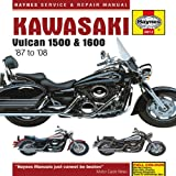 Kawasaki Vulcan 1500 & 1600 '87 to '08 (Haynes Service & Repair Manual)