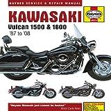 Kawasaki Vulcan 1500 and 1600, '87 to '08, Matthew Coombs and Rob Maddox, 1844259137