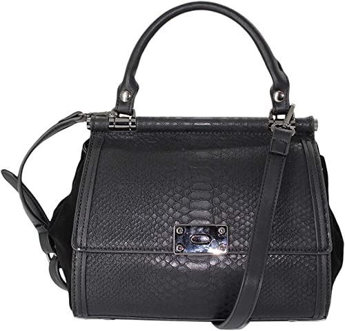 Noelle Suede Pocket Messenger Handbag//Purse 5 Colors