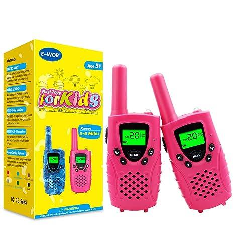228e379b697 Amazon.com  Walkies Talkies for Kids