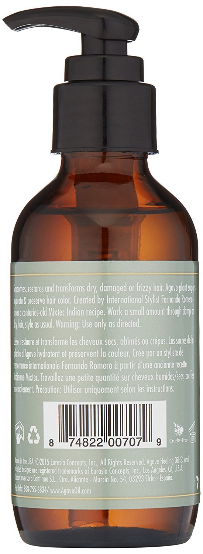 Agave, Aceite corporal - 111 ml.: Amazon.es: Belleza