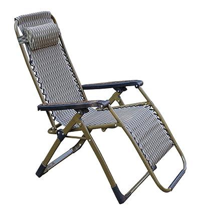 Amazon.com: nubao plegable silla de salón al aire última ...