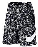 Nike Dri-Fit Fly Short 2.0 Black White 904627-010 (M)