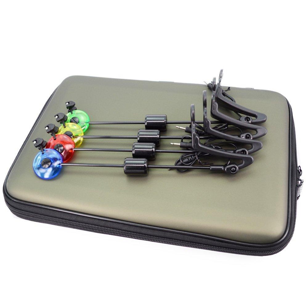 Hirisi Tackle® Indicador de la pesca fijado para la pesca de ...