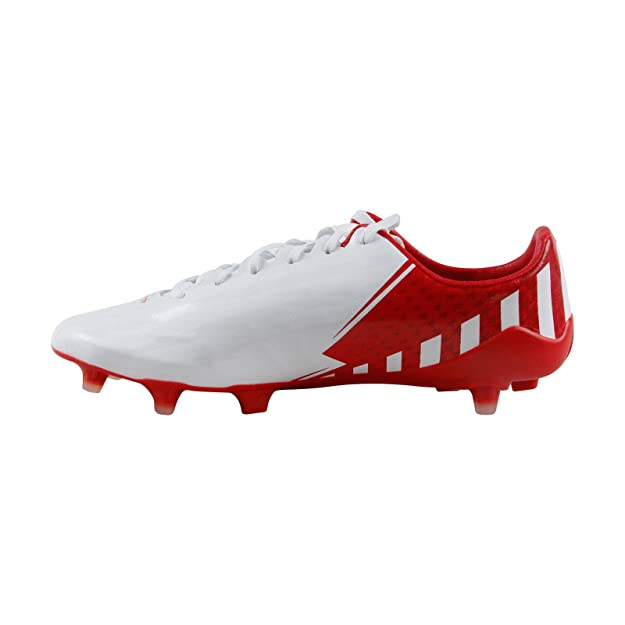 dc5a276d6a2e Puma Evospeed 17 Sl-S Bell Df Fg Mens Red Synthetic Athletic Soccer Cleats