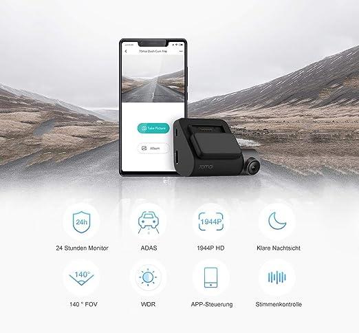 Gooplayer For Xiaomi 70mai Pro Dash Cam Smart Car Dvr Elektronik