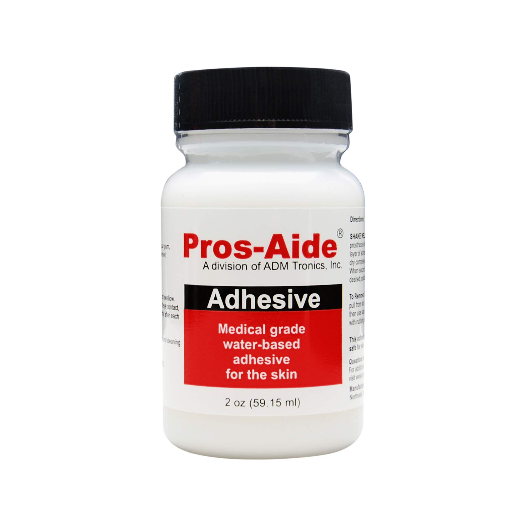 Pros-Aide Adhesive - 2oz in Leakproof Nalgene Bottle