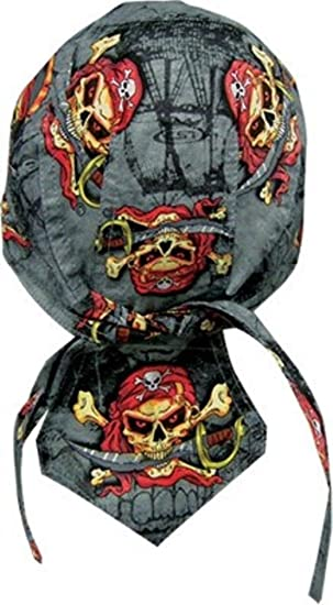 New Pirate Bandana Deluxe