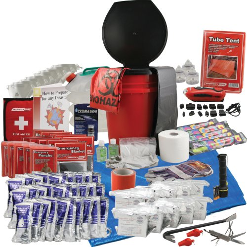 Emergency Zone Office Survival Kit for 10 Person by Emergency Zone