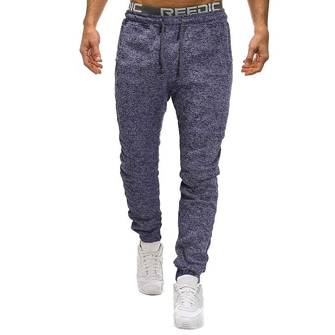 Garza Uomo Pantaloni Pantaloni Cotone Garza Di Di Cotone fg6v7Yyb