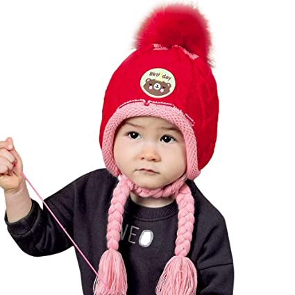 cdc2932fd4b BZLine Bonnet bébé avec Cache-Oreilles