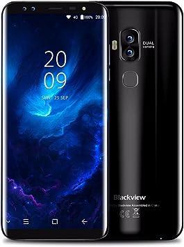 Smartphone Blackview S8, con cuatro cámaras, pantalla 18:9, 4G LTE ...