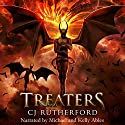 Treaters: The Divine Conflict, Book 1 Audiobook by CJ Rutherford Narrated by Michael and Kelly Ables