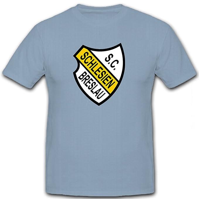 Copytec SC Silesia breslavia Sureste Campeón de fútbol Sport Club - Camiseta # 12410: Amazon.es: Ropa y accesorios