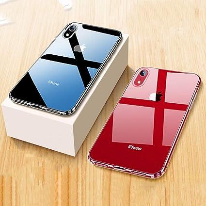 YHWW Protector de Pantalla Caja del teléfono iPhone XS MAX XR 8 7 ...