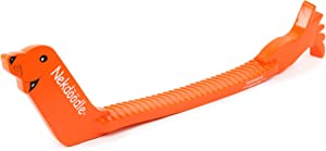 Nekdoodle Swimming Pool Noodle for Kids | Swim Training & Exercise Aid | Fun & Recreational Pool Toy - Orange Sea Lion