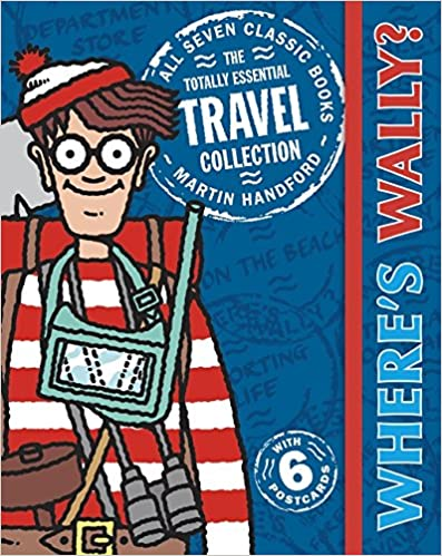Where's Wally? The Totally Essential Travel Collection Descargar Epub Ahora