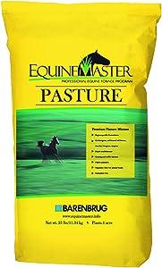 Barenbrug Equinemaster25 Perfect for Horses and Livestock - Tolerant Formula Pasture Seed, 25 lb