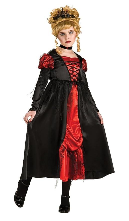 ae616f951a5e Rubie's Costume Halloween/Carnevale Da Graziosa Principessa Vampira -  Bambina Small