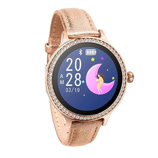 Little Fairy Fang M8 - Reloj Inteligente con Bluetooth, Resistente ...