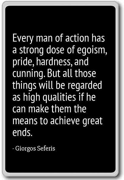Amazoncom Every Man Of Action Has A Strong Dose Of Eg Giorgos