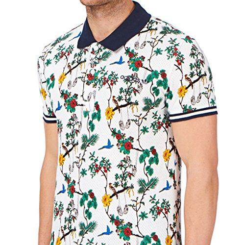 Originals Polo bianca da Adidas uomo HdqxRdF