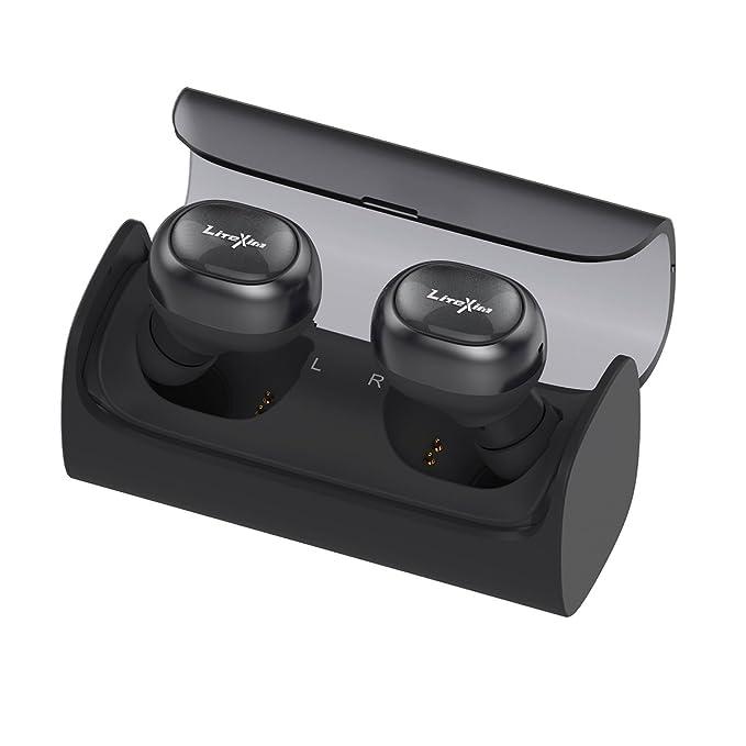 Wireless Earbuds LiteXim Bluetooth Earbuds, Bluetooth V4.2 HD Setero Sound Sweatproof Sports Earphones