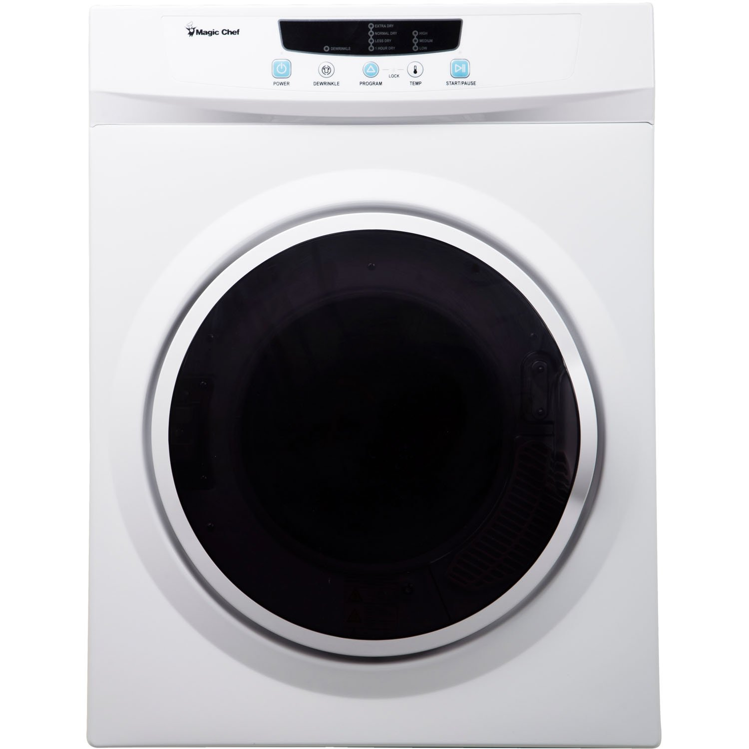 Magic Chef MCSDRY35W 3.5 cu. ft. Laundry Dryer, White MC Appliance Corporation