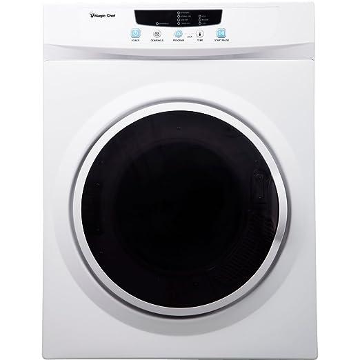 Magic Chef MCPMCSDRY35W MCSDRY35W 3.5 cu. ft. Laundry Dryer, White on