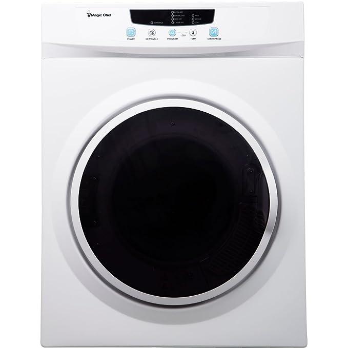 Magic Chef MCPMCSDRY35W MCSDRY35W 3.5 cu. ft. Laundry Dryer, White best electric dryers